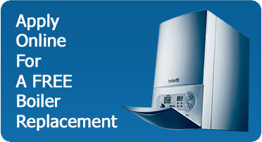 Apply for a free boiler